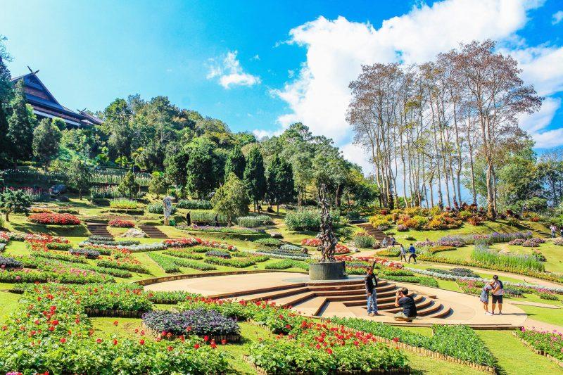 image of Royal Botanical Kew Gardens