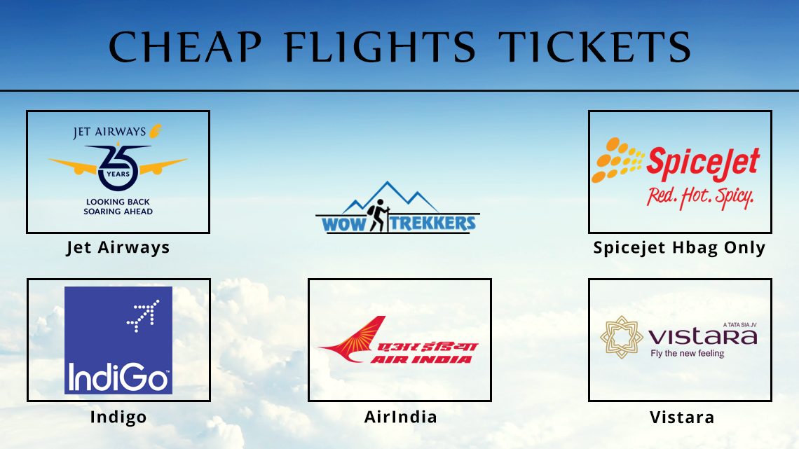 Cheap Flights Tickets Domestic- Domestic Flights India