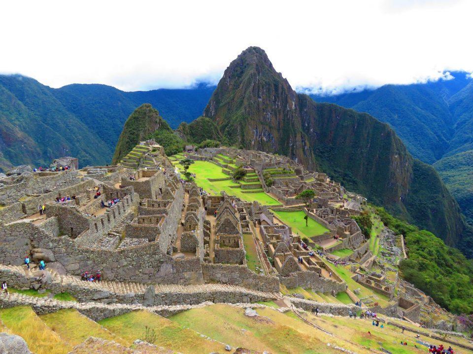 Machu Picchu weeding destination