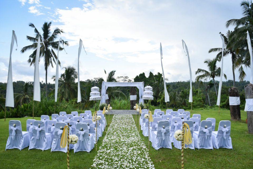 Alila Ubud, Bali wedding destination