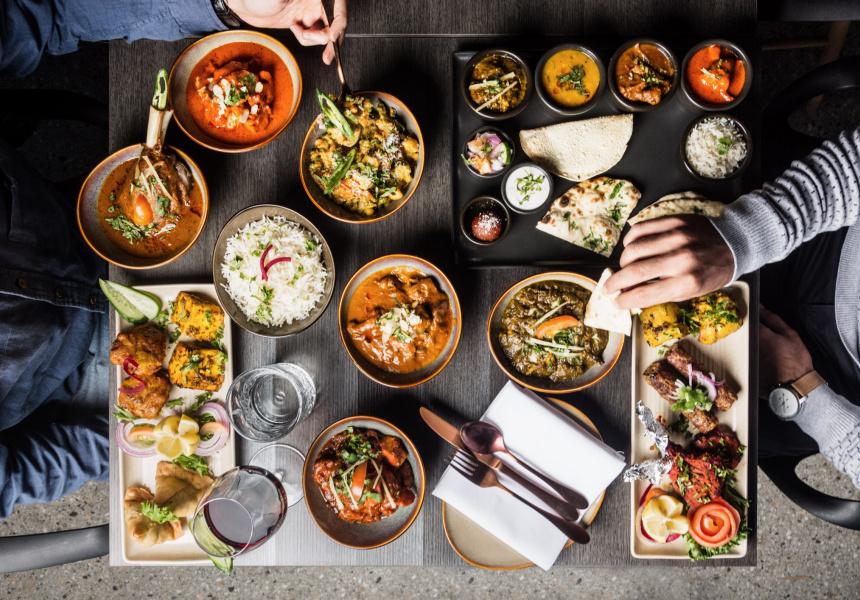 August 1 Five, San Francisco- best Indian restaurants